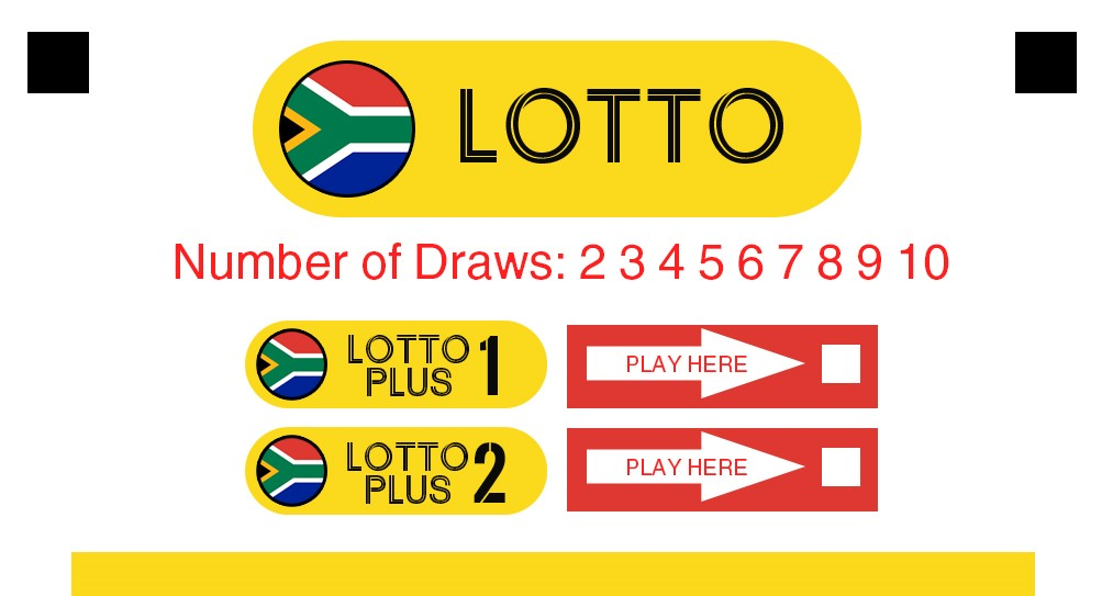 South Africa Lotto Betslip